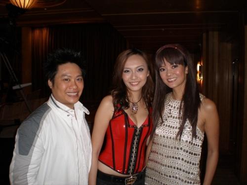 magic babe ning and michelle chong